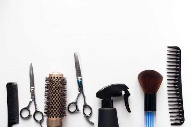 美容師の要素 無料写真