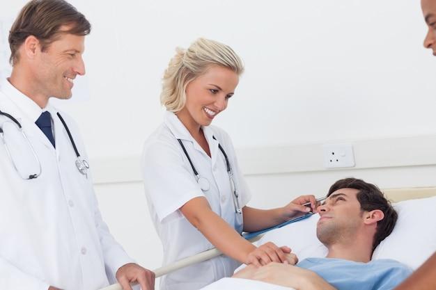 Секс пациент с врачом это