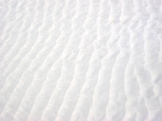 白い砂の白 無料写真