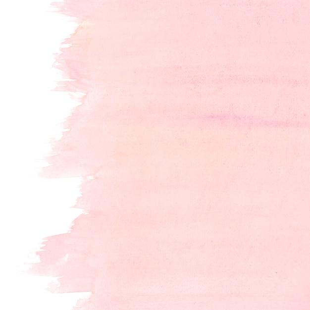 退色した赤い水彩の背景 無料写真