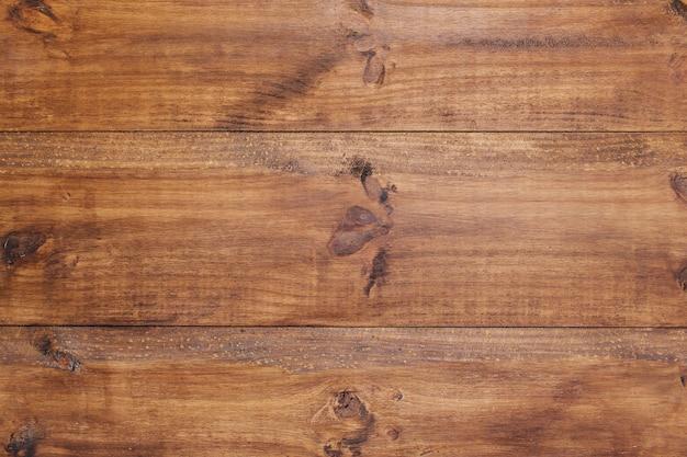 素朴な木製の背景 無料写真