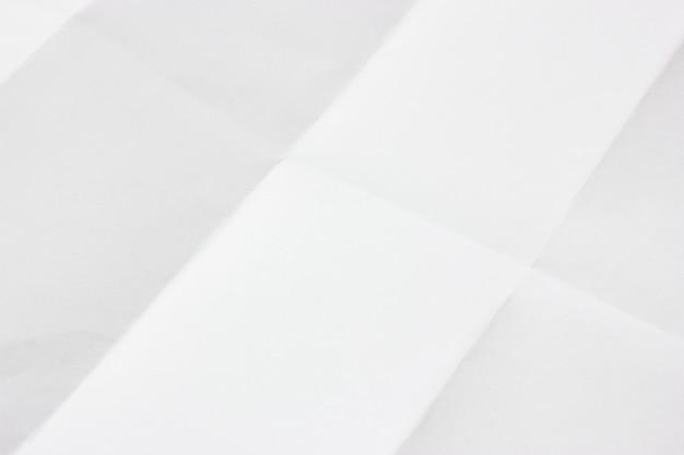 白い折り紙 Premium写真
