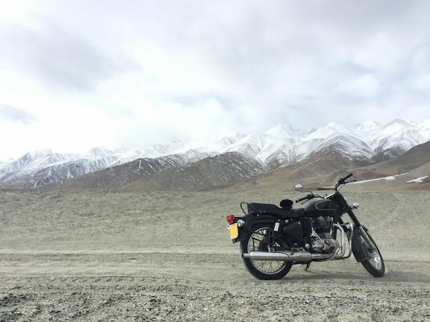 nobody tundra background adventure view Free Photo