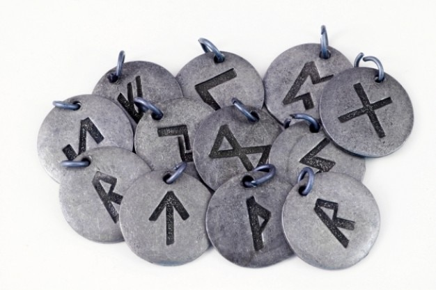 norse runes Free Photo