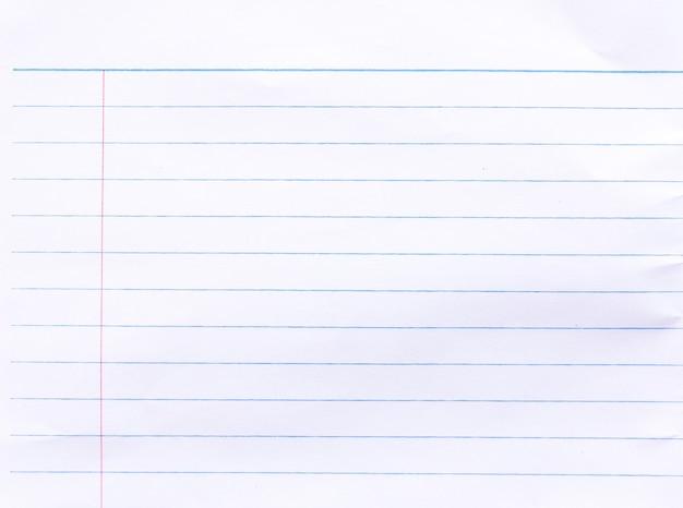 Notebook paper background Photo | Premium Download