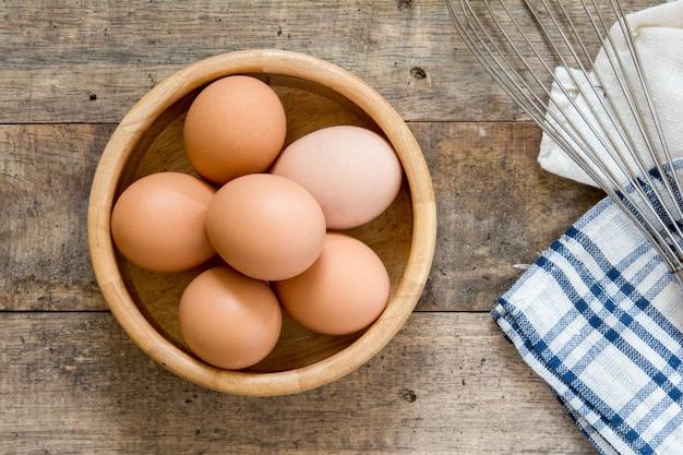 nutritious protein yolk life organic Free Photo