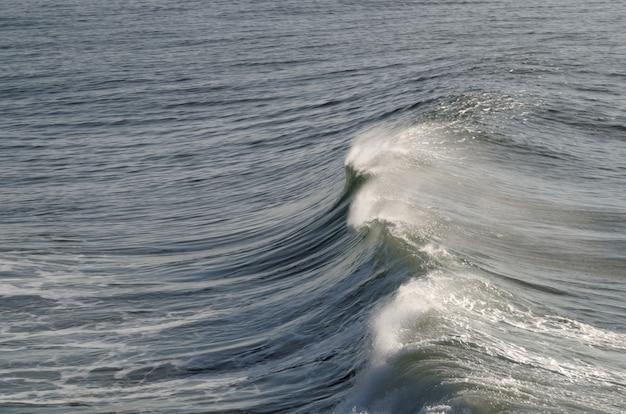 海の波の背景 無料写真