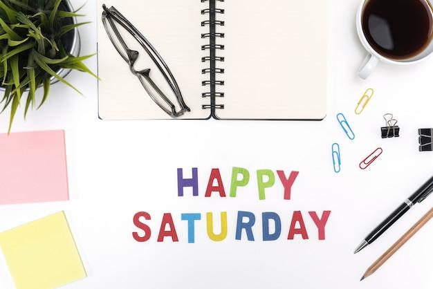 Happy Saturday Vectors, Photos And PSD Files