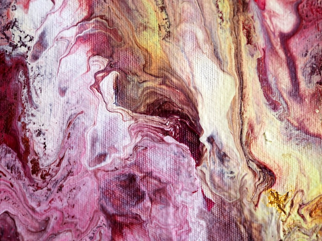 Oil paint colorful colors natural luxury. abstract background. Premium Photo