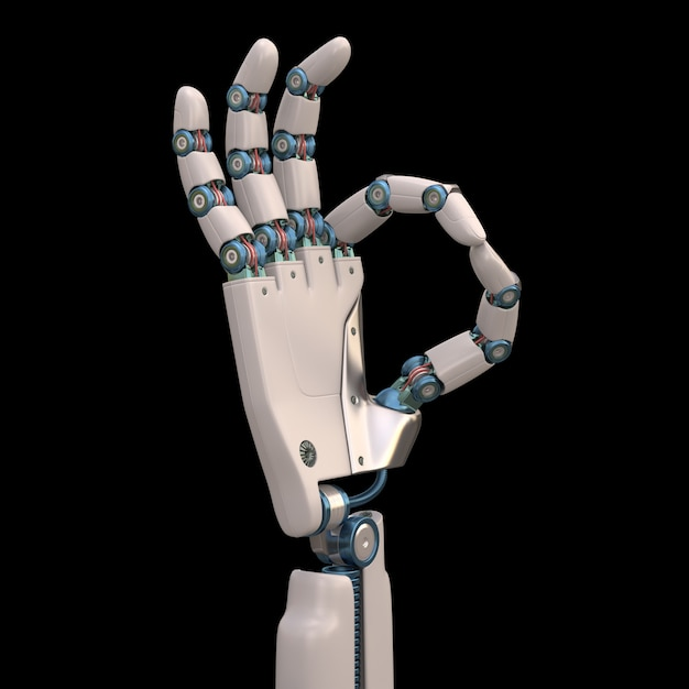 Okロボット Premium写真