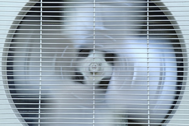 Old air conditioner compressor Premium Photo