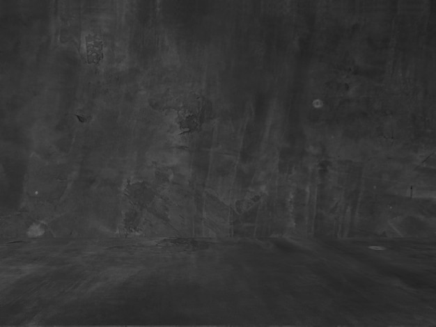 Old black background. grunge texture. dark wallpaper. blackboard. chalkboard. concrete. Free Photo