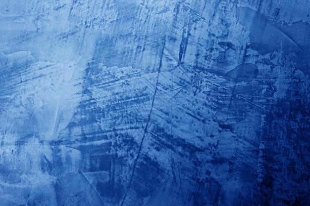 古い青いコンクリート Premium写真
