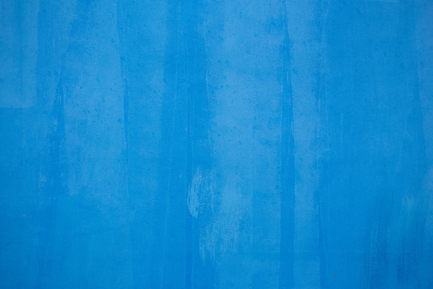 Old blue wall texture background. Free Photo