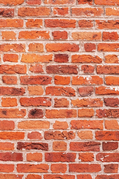 Old brick wall background Free Photo