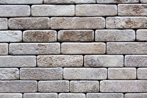 Old brick wall texture background Free Photo