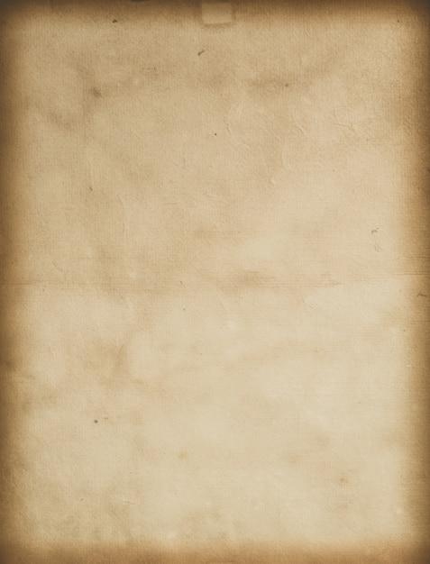 Old brown paper Premium Photo