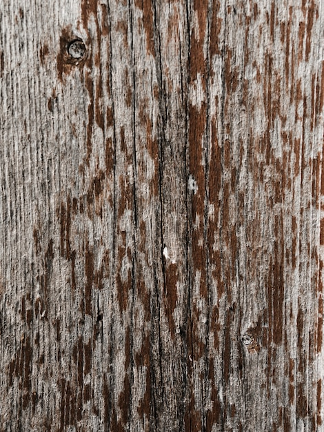 Old damage wooden textured background Free Photo