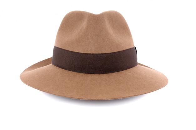Old fedora hat Free Photo