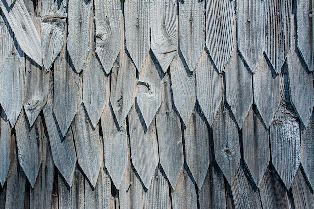 Old grey wood background Premium Photo