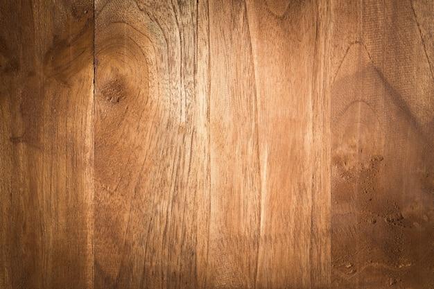 Old grunge dark textured wood background Premium Photo