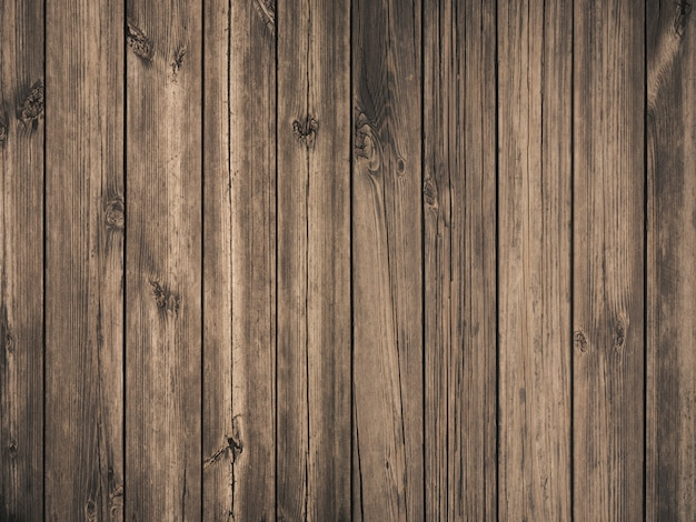 Old grunge dark textured wood Premium Photo