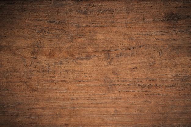 Old grunge dark textured wooden background Premium Photo