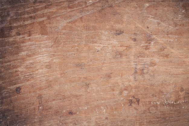 Old grunge dark textured wooden,the surface of the old brown wood texture Premium Photo