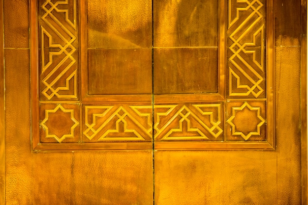 Old Kaaba door put in museum Premium Photo & Old Kaaba door put in museum Photo | Premium Download