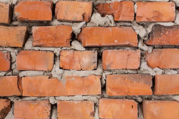 decorative masonry block.htm old orange brick wall  uneven masonry premium photo  old orange brick wall  uneven masonry