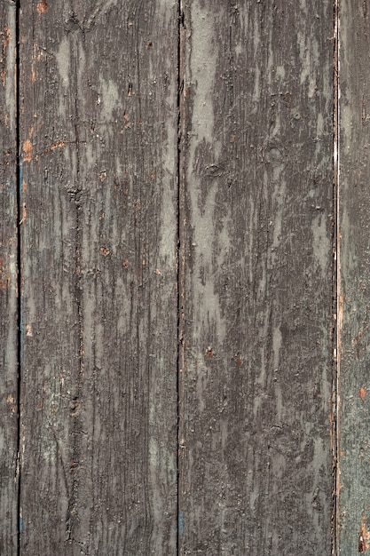 Old painted wood background Free Photo