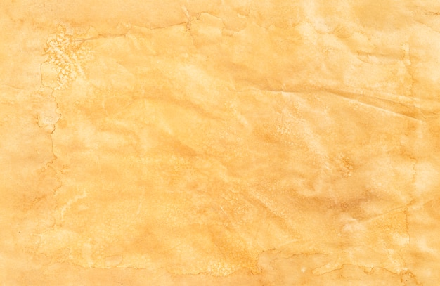 Old paper texture, vintage paper background, top view Free Photo