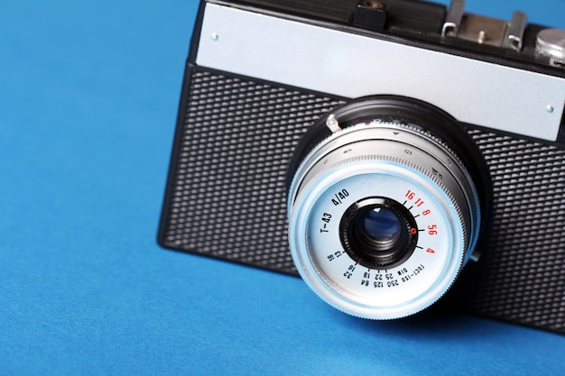 Old photocamera Free Photo
