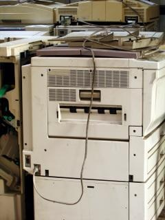 Old Photocopy Machines Free Photo