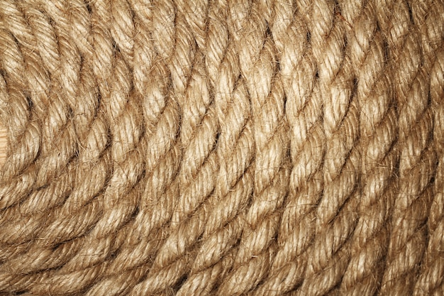 Old rope texture Free Photo