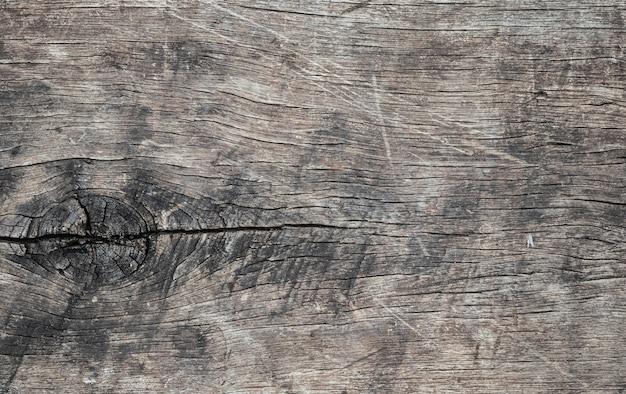 Старый деревенский деревянный текстуру фона Premium Фотографии