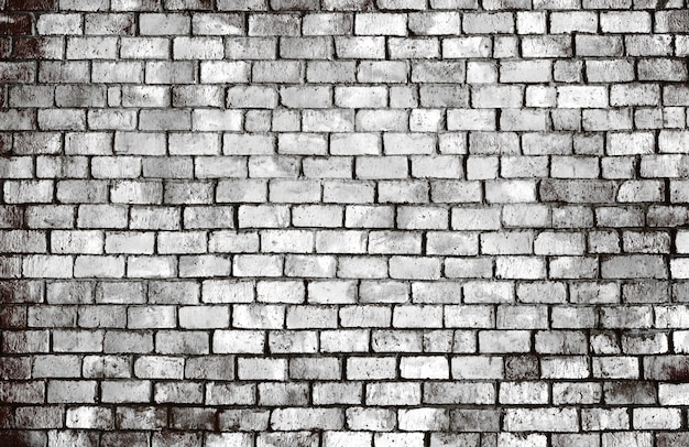 Old textured brick wall background Free Photo