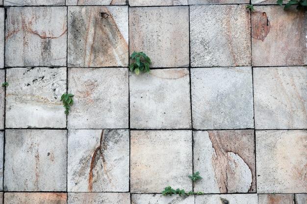 Old tile background Premium Photo