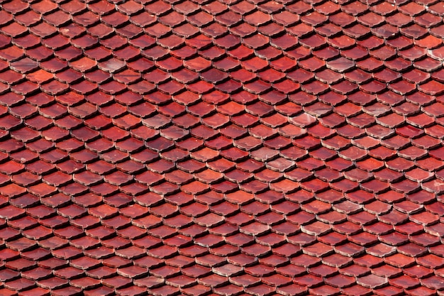 Old Tiles Roof Background Photo Free Download