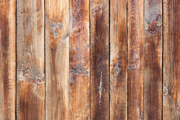 Old vintage planked wood board background Free Photo