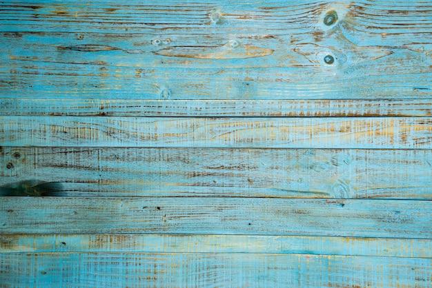 Old vintage wood background texture. Premium Photo
