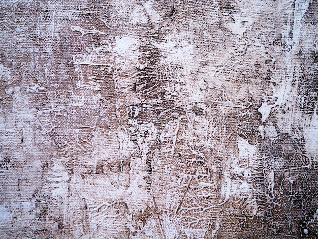 Old white wall texture abstract background. Premium Photo