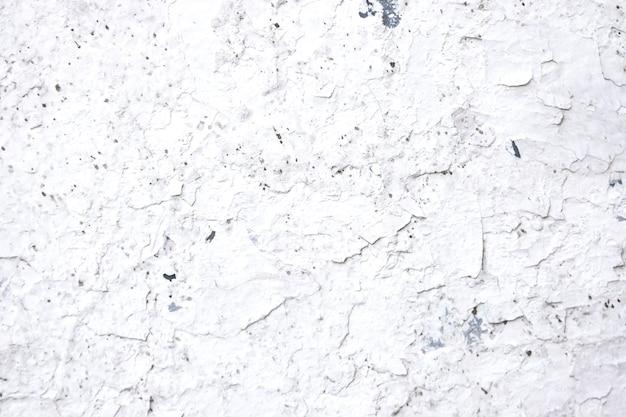 古い白い壁のテクスチャ背景 無料写真