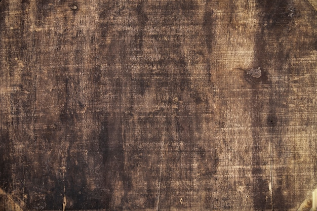Old wood background, horizontal composition, wood texture Premium Photo