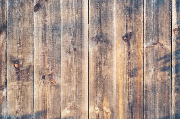 Old wood background, vintage style Premium Photo