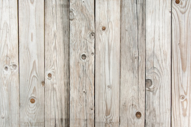 Old wood planks wall texture background. Premium Photo