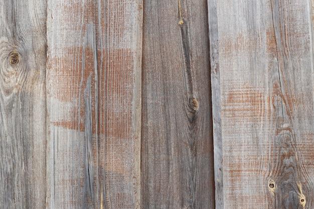 Старый деревянный фон. деревенский стиль Premium Фотографии