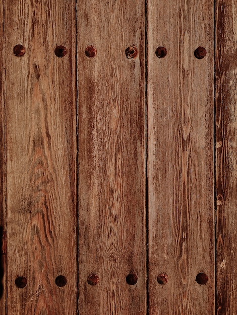 Old wooden background Free Photo