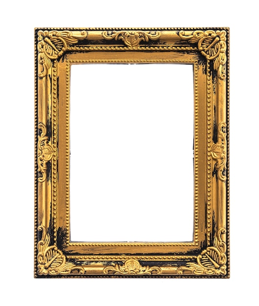 Old wooden frame Free Photo