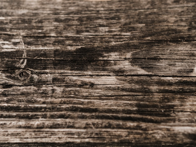 Old wooden textured background Free Photo